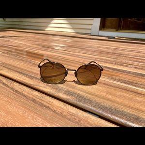 DIFF Daisy Wrap Sunglasses